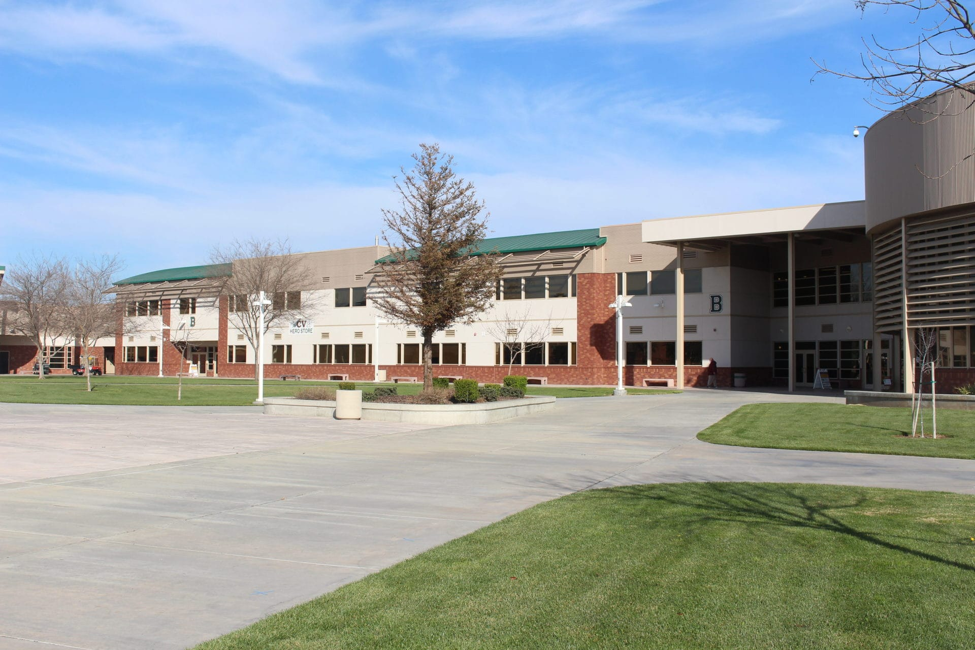 Central Valley High School