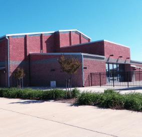 Yolo Middle School Gymnasium